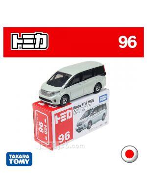 Tomica Diecast Model Car No96 - Honda STEP WGN