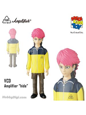 "Medicom Toy Vinyl Collectible Dolls 模型 - VCD Amplifier ""hide"""