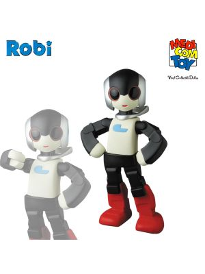 Medicom Toy Vinyl Collectible Dolls 模型 - 327 VCD Robi 洛比