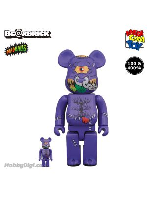 Medicom Toy Be@Rbrick - Horn Head 100% & 400%