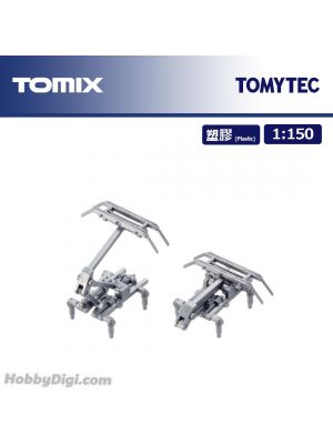 TOMYTEC Diorama Collection 1:150 Rail Transport Modelling - 0284 Pantograph C-PS27N 2 pcs