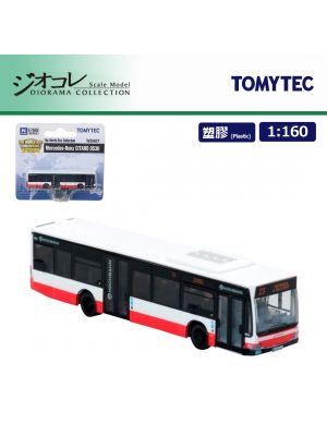 TOMYTEC Diorama Collection 1:160 Model Car - World Bus Collection Mercedes Benz Citaro HVV - WB007