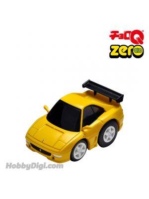 [日版] Tomica ChoroQ Zero 合金回力車 - Z-69c Ferrari F355 Challenge (黃)