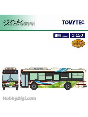 TOMYTEC Diorama Collection 1:150 模型車 - JB076 京都巴士