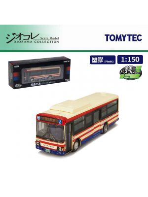 TOMYTEC Diorama Collection 1:80 模型車 - National Bus Collection 80 (JH034) Fukushima Transportation
