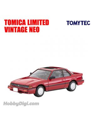 TOMYTEC Tomica Limited Vintage NEO 合金車 - LV-N146c Honda Prelude 2.0Si (紅)