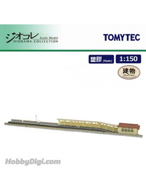 TOMYTEC Diorama Collection 1:150 Scenery Collection - Station B