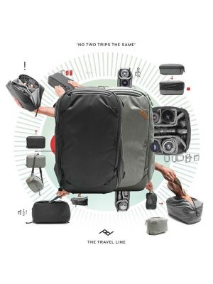 Peak Design Travel Line Flexible Bundle Set