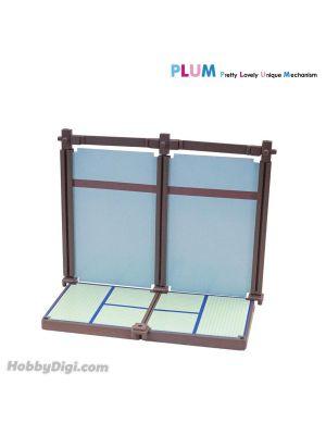 PLUM Modeling Supply Series Plastic 配件 07: Stack Studio (Brown) 無比例展示用配件 MS034