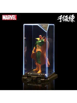 Sentinel PVC Statue - Marvel Super Hero Illuminated Gallery Collection 1: Vision (Re-release)