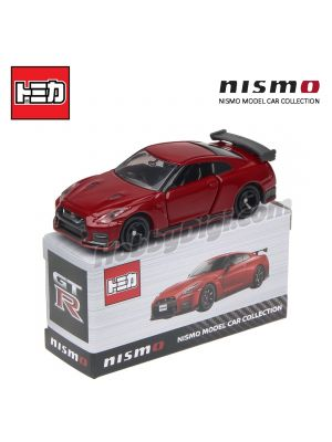 Tomica Nismo Model Car Collection 合金車 - Nissan GT-R Nismo Vibrant Red