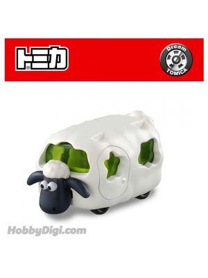 [日版] Dream Tomica系列合金車 - No.159 Shaun The Sheep