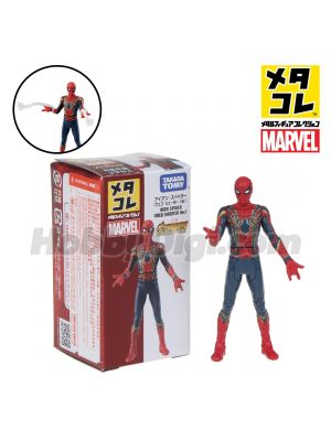 Metacolle Marvel 合金模型 - Iron Spider (Web Shooter Ver.)