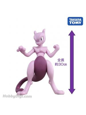 Takara Tomy Pokemon Super Big Figure - Mewtwo 超夢夢