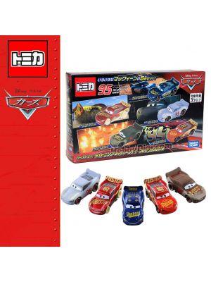 Tomica 反斗車王 合金車 - Lightning Mcqueen 95 Special Set