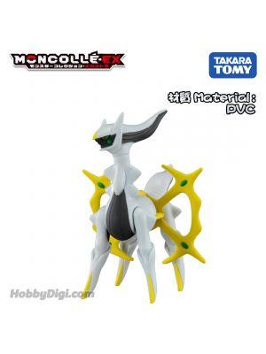 Takara Tomy Pokemon Moncolle-EX - EHP-15 阿爾宙斯 Arceus