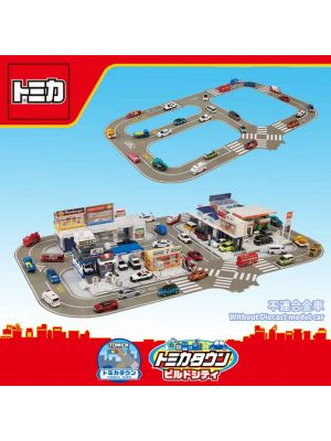Tomica World Tomica Town - Connecting Road 2017