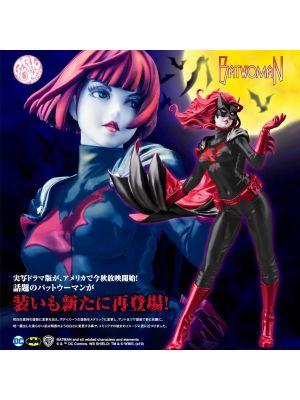 Kotobukiya 壽屋 Bishoujo 1/7 PVC模型 - DC Universe 蝙蝠女Batwoman (2nd Edition)