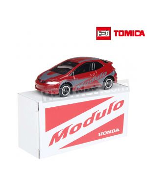 Tomica Second Creation Diecast Model Car - Honda Civic Type R Euro FN2 Red Grey