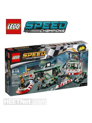 LEGO Speed Champions 75883: Mercedes AMG Petronas Formula One Team