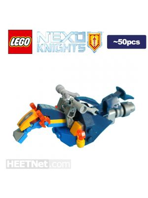 LEGO Loose Machine Nexo Knights: Axl s Hover Horse
