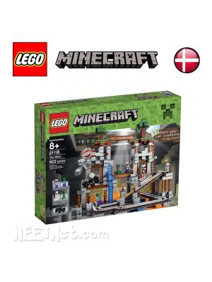 LEGO Minecraft 21118: The Mine