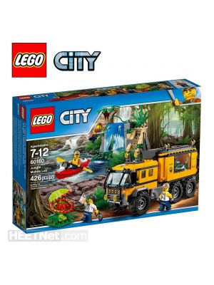 LEGO City 60160: Jungle Mobile Lab