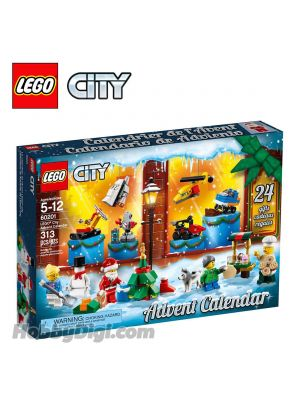 LEGO City 60201: City Advent Calendar