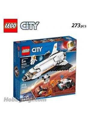 LEGO City 60226: 漫遊者1號穿梭機