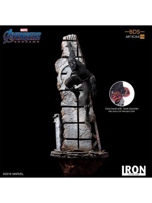 Iron Studios BDS Art Scale 1/10 Figure - Black Panther Deluxe Edition (Avengers: Endgame)