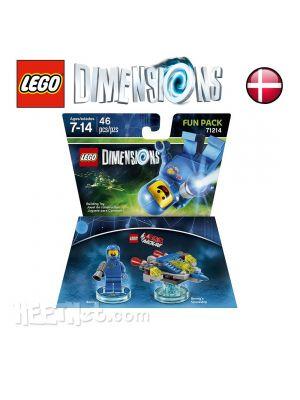 LEGO Dimensions 71214: Benny Fun Pack
