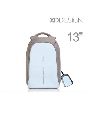 XD Design Bobby Compact Anti-Theft Backpack - Pastel Blue