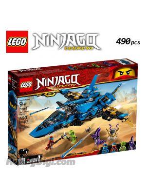LEGO Ninjago 70668: Jay's Storm Fighter