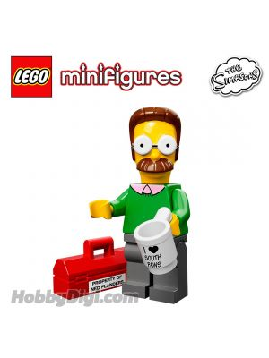 LEGO Minifigures 71005 Simpsons Series 1 - Ned Flanders