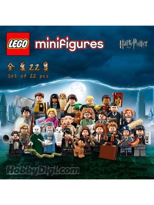 LEGO Minifigures 71022: Harry Potter and Fantastic Beasts Series 1 (Set of 22)