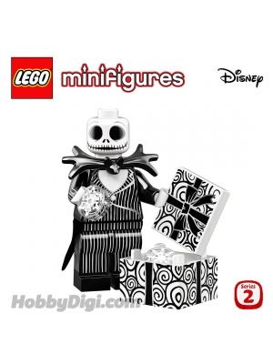 LEGO Minifigure 71024 The Disney Series 2 - Jack Skellington