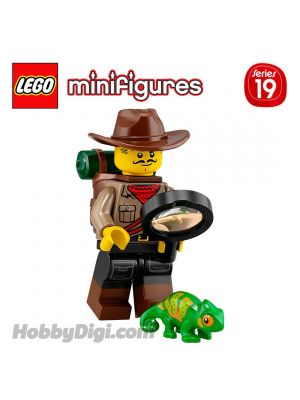 LEGO Minifigures 71025 Series 19: Jungle Explorer