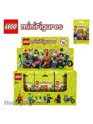 LEGO Minifigures 71025 Series 19: Box of 60
