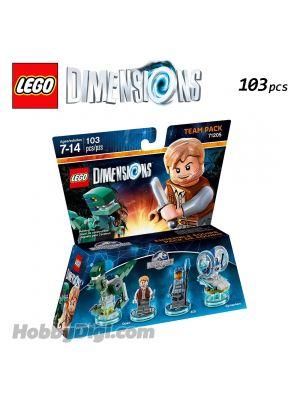 LEGO Dimensions 71205: Jurassic World Team Pack