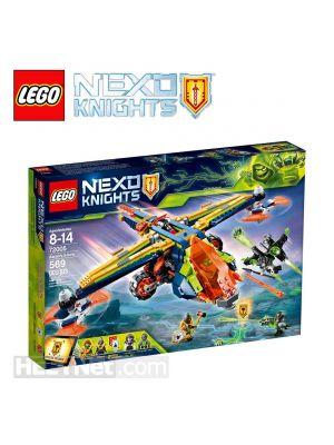 LEGO NEXO Knights 72005: Aaron s X-bow