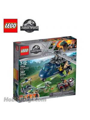 LEGO Jurassic World 75928: Blue s Helicopter Pursuit