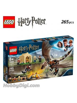 LEGO Harry Potter 75946: Hungarian Horntail Triwizard Challenge