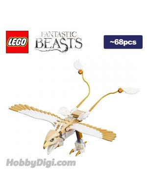 LEGO Loose Machine Harry Potter Fantastic Beasts: Thunderbird creature