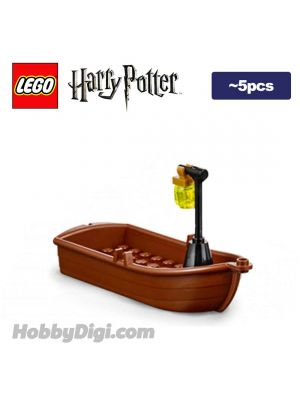LEGO Loose Machine Harry Potter: Boat with Hanging Lantern