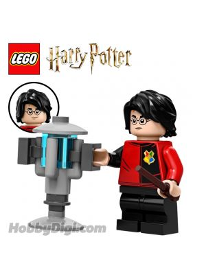 LEGO 散裝人仔 Harry Potter: Harry Potter with Triwizard cup and wand