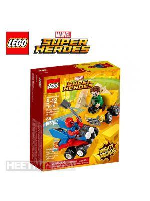 LEGO Marvel Superheros 76089: Mighty Micros - Scarlet Spider vs Sandman