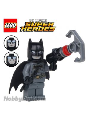 LEGO 散裝人仔 DC Comics: Batman with batarang and grappling hook shooter
