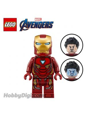 LEGO 散裝人仔 Marvel: Iron Man MK 50