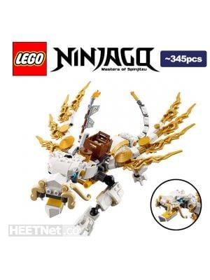 LEGO 散裝淨機 Ninjago: Master Wu s Dragon