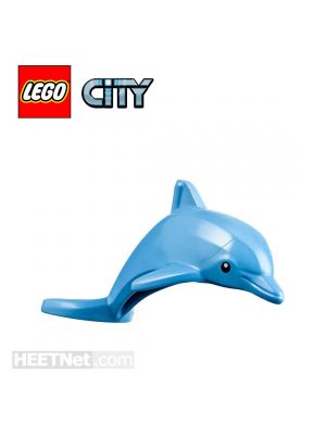 LEGO 散裝人仔 City: 海豚